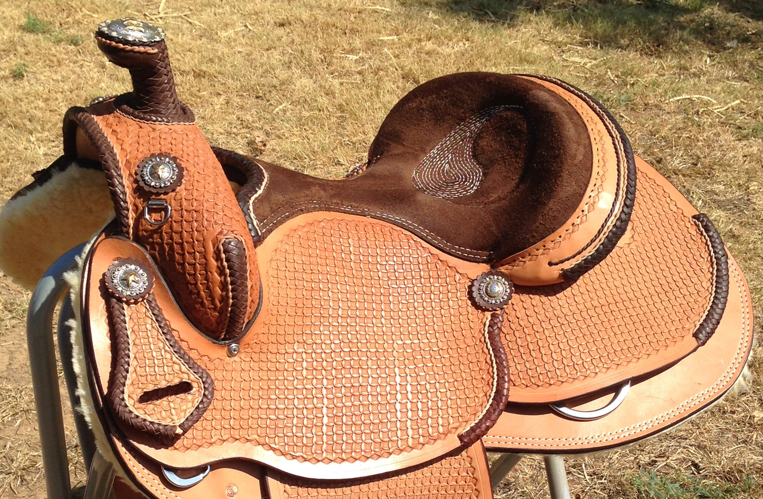 Hand Made Saddles